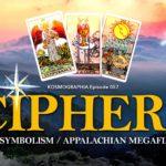 Episode #057: Ciphers and Symbolism / Appalachian Megafloods